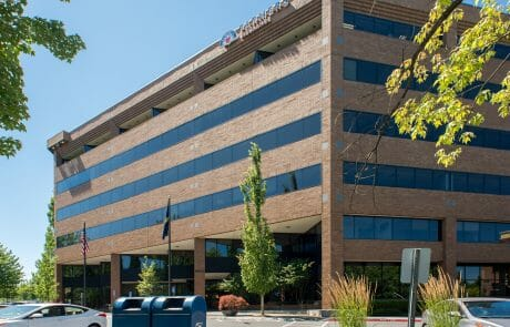 Located in the Washington Square Office Market off Cascade Avenue, Cascade Square, is a 92,000 SF office building that offers covered and surface parking in the adjacent three-level garage.