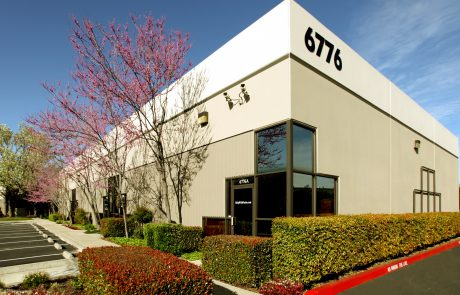 Exterior photo of building 6776 at Altamont Business Centre, a 151,139 SF office located in a beautiful park-like setting only minutes from I-580.