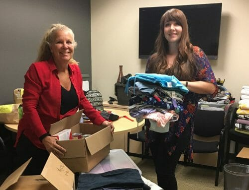 Harsch East Bay Office Offers Wildfire Relief
