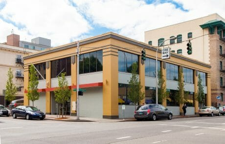 The Forrester Building with easy access to I-405, I-5, and Highway 26, provides a downtown presence as well as its own off-street parking.
