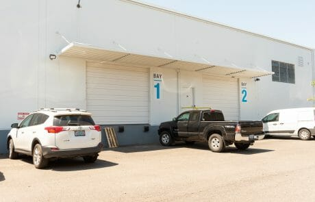 The Northwest Industrial Building is a multi-purpose industrial with convenient access to north NW 21st & 23rd.