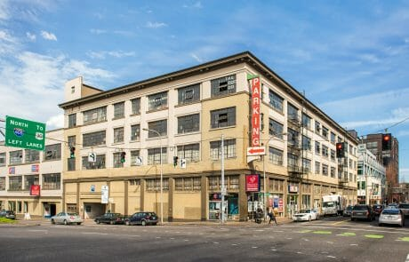 Bordered by Burnside and Couch, Pearl Center is a full block, 53,000 center that offers excellent visibility and on-site parking.