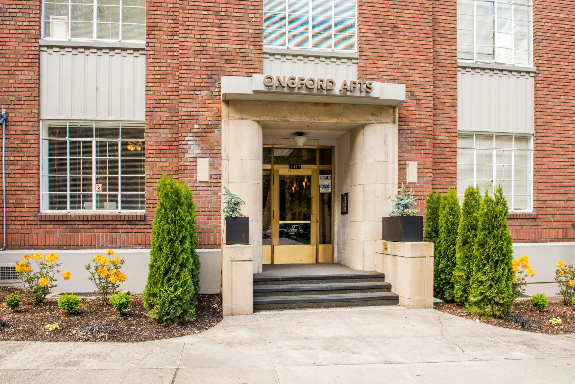 Ongford Apartments - Harsch Investment Properties