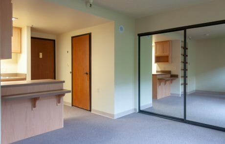 Owned by Cedar Sinai Park and managed by Harsch Investment Properties, Park Tower Apartments are 100% Section 8 housing for low income seniors and the disabled in downtown Portland.