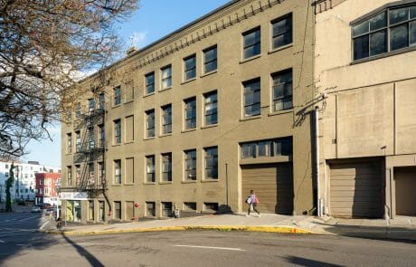 The Rasmussen Building offers 10,000 SF with parking conveniently located near Providence Park.