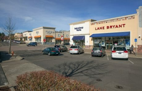 Lane Bryant, Bath and Body Works, and Ulta Beauty at Gresham Station Shopping Center