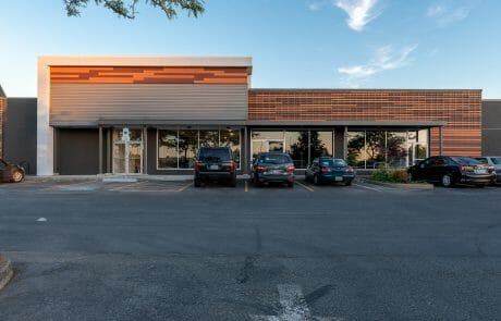Available retail space at San Rafael Shopping Center