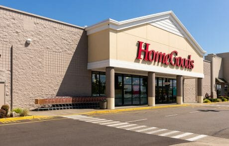 Homegoods at Seatac Village Shopping Center