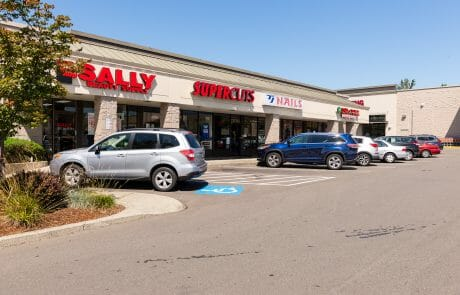Sally Beauty and Supercuts at Seatac Village Shopping Center
