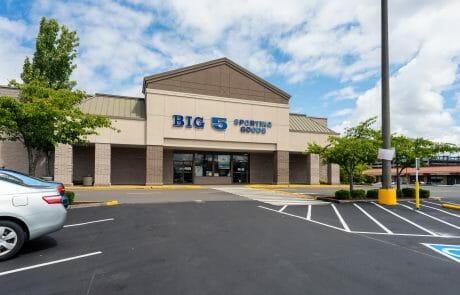 Big 5 Sporting Goods at Seatac Village Shopping Center