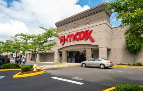 TJ Maxx at Seatac Village Shopping Center