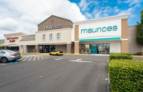 Maurices and DSW Shoes at Seatac Village Shopping Center