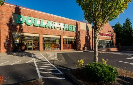 Dollar Tree and Tuesday Morning at Tigard Towne Square