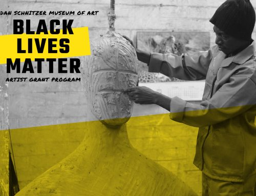 Jordan Schnitzer Museum of Art Black Lives Matter Artist Grant Program