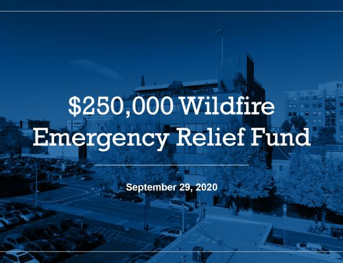 Harsch Investment Properties Announces $250,000 Donation to VOA Wildfire Relief Fund