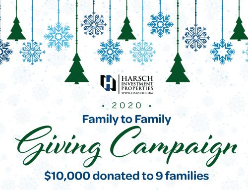 Harsch & CARE Partner on Annual Family-to-Family Giving Campaign